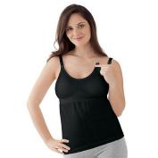 Bravado Designs Ultra Comfort Nursing Camisole - Extra Large - Black