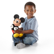 Fisher-Price Hot Diggity Dog Mickey Mouse