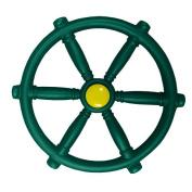 Swing-N-Slide Playsets Swings, Slides & Gyms Pirates Ship Steering Wheel TB 1524