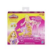 Play-Doh Design-a-Dress Fashion Kit Featuring Disney Princess Rapunzel
