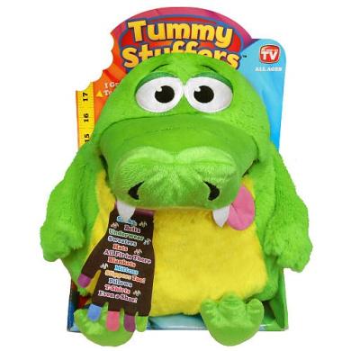 Tummy Stuffer - Green Gator