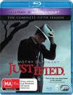 Justified [Region B] [Blu-ray]