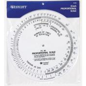 C-Thru Proportional Scale 20cm . diameter