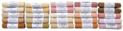 Mount Vision Pastel Company 25-Piece Flesh Tone Set