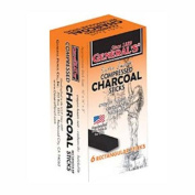 General Compressed Charcoal Stick 2B 6/Box