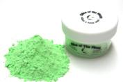 Green Glow Pigment Powder 30ml- Green Glow in the Dark