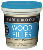 FAMOWOOD Latex Wood Filler -Natural - Pint