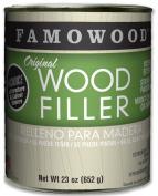 FAMOWOOD Original Wood Filler - Oak/Teak - Pint Net Wt 680ml