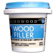 FAMOWOOD Latex Wood Filler - Cherry/Dark Mahogany - 1/4 Pint