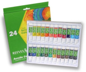 Reeves Acrylic Paint Sets set of 24