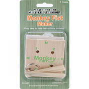 Pepperell Paracord Survival Accessory Monkey Fist Tool Kit