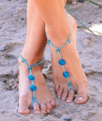 3-Pair Barefoot Jewellery Set - You get 3 Pairs!