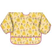 Bumkins Disney Baby Waterproof Sleeved Bib, Belle, 6-24 Months
