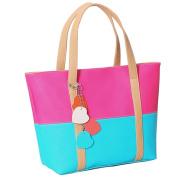 Towallmark 1PC Sweet Elegent Mixed Colour Totes Chain Pendants Hobo Shoulder Bag Handbag