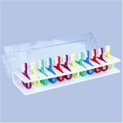 Infant Toothbrushes with Rack