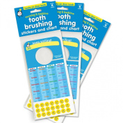 Tooth Brushing Stickers & Chart