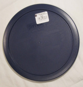 PYREX Blue Plastic Cover fits 6 & 7 cup Round Dishes