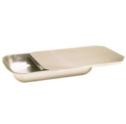 23cm X 33cm Stainless Steel Cake Pan with Cover