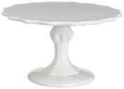 Rosanna Small 23cm Pedestal, White