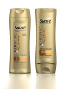 Suave Professionals Keratin Infusion Smoothing Shampoo & Conditioner, 370ml