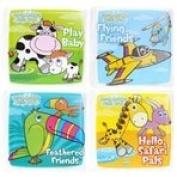 Scrub-Bubble Bath Books