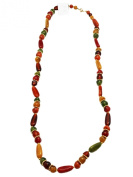 Colourful Candy Bead Costume Necklace