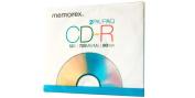 CD-R 2pk/1 case - 52x - 700mb - 80 MIN