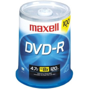 MAXELL 638014 4.7GB DVD-Rs