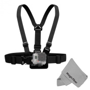 Chest Mount Harness for GoPro Cameras