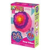 The Orb Factory PlushCraft Petal Pillow