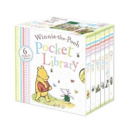Winnie-the-Pooh Pocket Library [Board book]