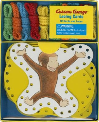 Curious George Lacing Cards (Curious George)