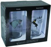 Dark Horse Deluxe Game of Thrones Pint Glass Set