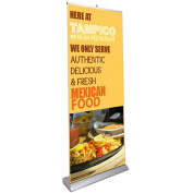 Stand/base for 80cm X 200cm Picture/banner