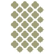J BOUTIQUE STENCILS Moroccan Trellis Tile Stencils Template for Crafting Canvas DIY decor furniture