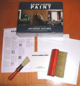 Antique Leather Paint Tool Kit