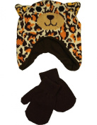 Winter Warm-Up - Infant Boys Hat and Mitten Set
