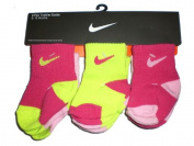Nike Newborn Baby Socks, 6 PAIRS, Size 06-12 Months