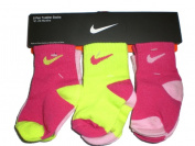 Nike Newborn Baby Socks, 6 PAIRS, Size 12-24 Months
