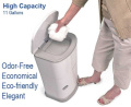 Janibell Akord Adult Nappy Pail - Odour Free - Model M330DA