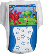 Kendall Healthcare Curity Runarounds Boy Training Pants Extra Large, 4T-5T, More Than 17kg, Stretchy Sides and Waistbands