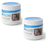 Triple Paste Medicated Ointment for Nappy Rash-470ml - Two Pack