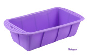 Bakerpan Silicone Loaf Pan, Loaf Mould, Bread Pan, Cake Baking Mould