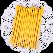 14Pcs Fondant Cake Modelling Craft Decorating Flower Clays Sugarcraft Tools Set