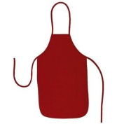 The Little Cook / Child's Apron, Red