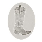 Cowboy Boot Mould by Chef Alan Tetreault