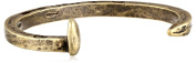 Giles and Brother Railroad Spike Cuff Bracelet