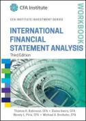 International Financial Statement Analysis Workbook, Third Edition