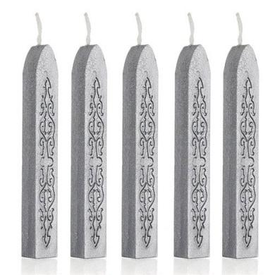 5pcs Traditional Postable Decor Sealing Wax Stick Invitations Envelope Letter