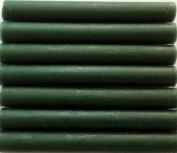 Forest (dark) Green Flexible Glue Gun Sealing Wax - 7 Sticks